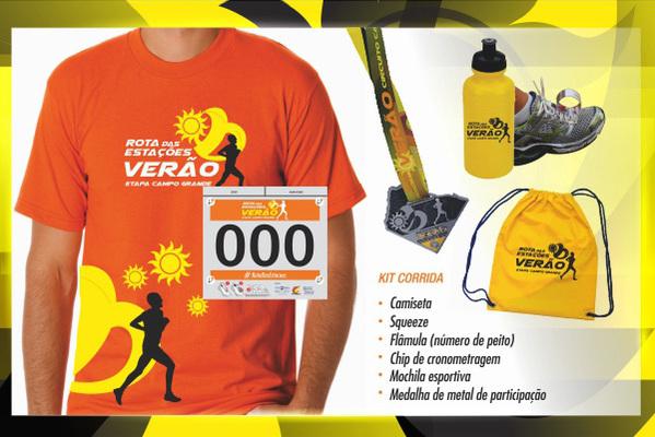 Banner kits central da corrida