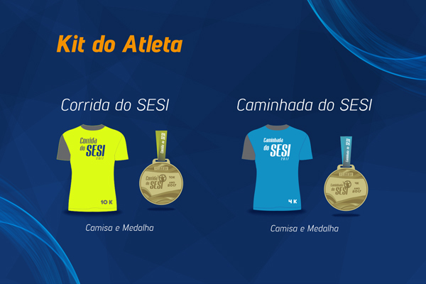 Kit do atleta