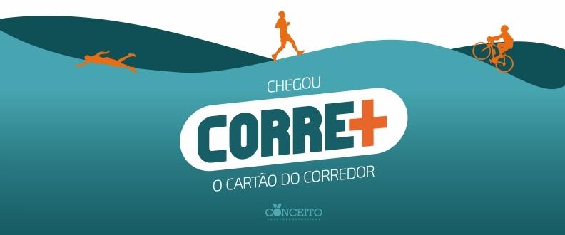 CORRE + CLUBE DE VANTAGENS DO CORREDOR