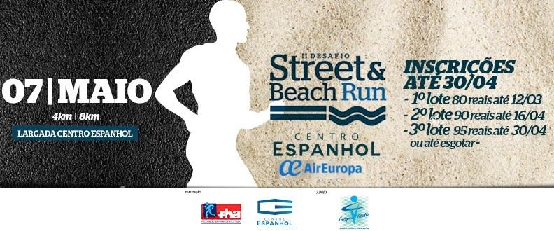 DESAFIO STREET&BEACH RUN