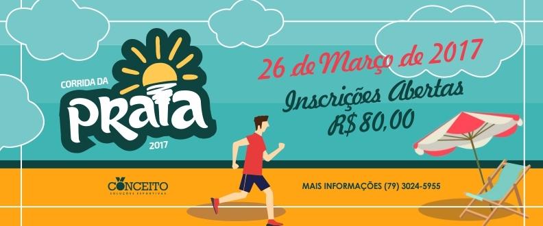 Corrida da Praia 2017