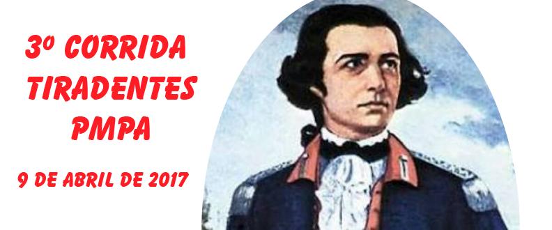 3º CORRIDA TIRADENTES PMPA