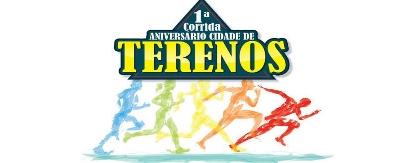 1ª CORRIDA ANIVERSÁRIO CIDADE DE TERENOS