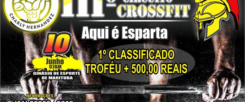 III CIRCUITO CROSSFIT MAXIMUS