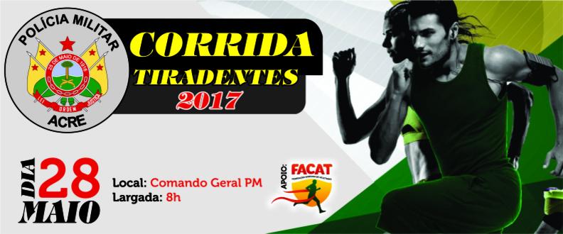 CORRIDA TIRADENTES 2017