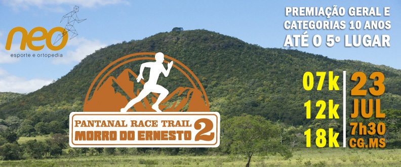 Pantanal Race Trail - Morro do Ernesto 2