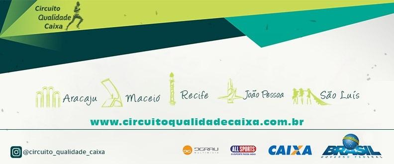 CIRCUITO QUALIDADE CAIXA - ETAPA ARACAJU 2017