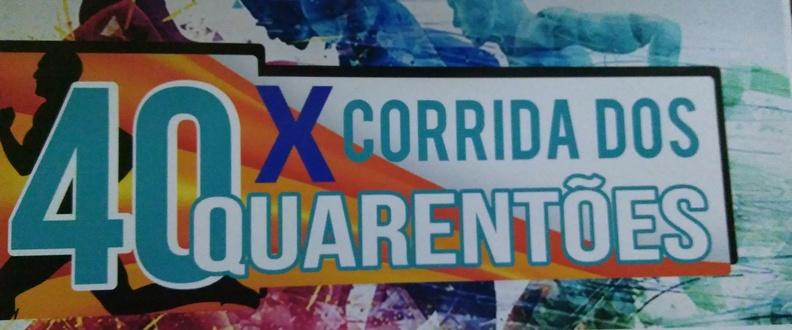 X CORRIDA DOS QUARENTÕES