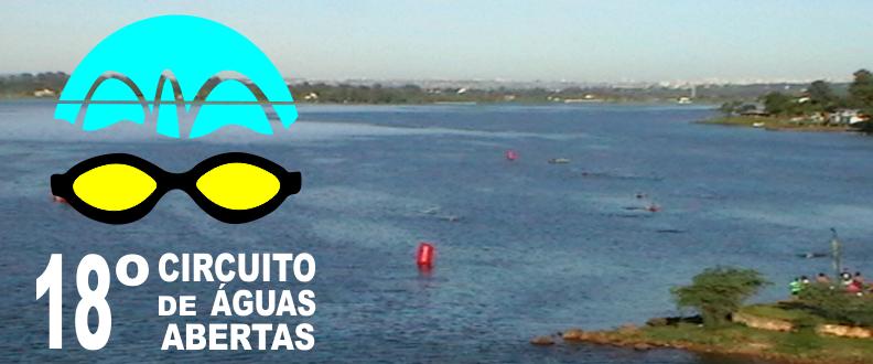 18º Circuito de Natação em Águas Abertas - etapa 1