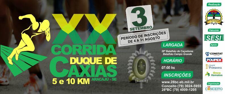 XX CORRIDA DUQUE DE CAXIAS
