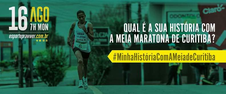 Meia Maratona de Curitiba SUBWAY® 2015